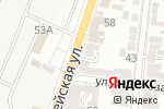 Схема проезда до компании Столовая №1 в Астрахани