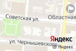 Схема проезда до компании АРХИТОН в Астрахани