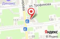 Схема проезда до компании Декоратор в Астрахани