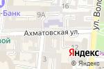 Схема проезда до компании Коржик в Астрахани