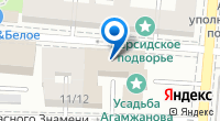 Компания Парк культуры на карте