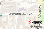 Схема проезда до компании Буквоед в Астрахани