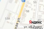 Схема проезда до компании Висма в Астрахани