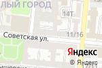 Схема проезда до компании Айкрафт Оптика в Астрахани