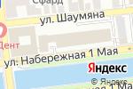 Схема проезда до компании ГрандСтройСнаб в Астрахани