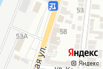 Схема проезда до компании Red Style в Астрахани