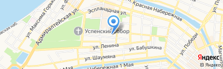 Офис Трейд на карте Астрахани