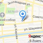 Нижневолжская строительная компания на карте Астрахани