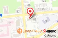 Схема проезда до компании Астраханский фонд поддержки малого и среднего предпринимательства в Астрахани