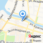 Галина на карте Астрахани