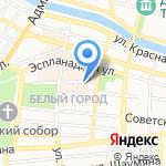 Мистер Кейк на карте Астрахани