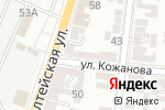 Схема проезда до компании Аст Паркет в Астрахани