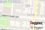 Схема проезда до компании Glenfield в Астрахани