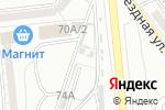Схема проезда до компании Балтика в Астрахани