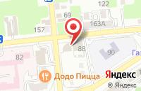Схема проезда до компании Региональный центр инжиниринга в Астрахани