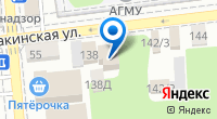 Компания РосГосСтрой на карте