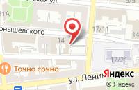Схема проезда до компании Общественная приемная депутата областной думы Выстропова В.Г в Астрахани