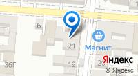 Компания АРТпесок на карте
