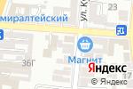 Схема проезда до компании ТК-Лидер в Астрахани