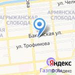 Центр обучения управлению бизнесом на карте Астрахани