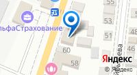 Компания ГарантОкнаСервис на карте