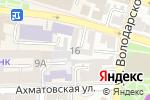 Схема проезда до компании Вокруг Света в Астрахани