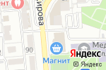 Схема проезда до компании Кулинария №1 в Астрахани