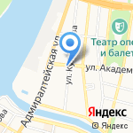 Технологии чистоты на карте Астрахани