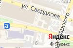 Схема проезда до компании Газремонтресурс-Астрахань в Астрахани