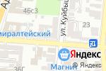Схема проезда до компании Юг-Строй в Астрахани