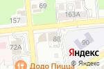 Схема проезда до компании Встреча в Астрахани