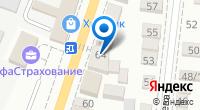 Компания Автоматизированные системы безопасности на карте