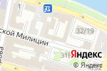 Схема проезда до компании Адвокатский кабинет Бабиной Л.И. в Астрахани
