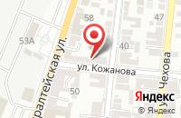 Схема проезда до компании Нижневолжский экоцентр в Астрахани