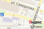 Схема проезда до компании BetCity в Астрахани