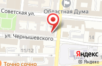 Схема проезда до компании Мир кальянов в Астрахани