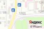 Схема проезда до компании Бест-Авто в Астрахани