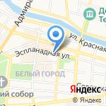 Астрахань-Пейдж на карте Астрахани