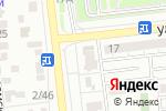 Схема проезда до компании Галерея подарков в Астрахани