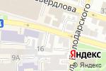 Схема проезда до компании Астрахань-Пейдж в Астрахани