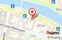 Схема проезда до компании Фонд Развития Бизнеса в Астрахани