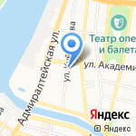 Марьям на карте Астрахани