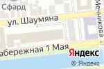 Схема проезда до компании Европа плюс, FM 102.7 в Астрахани