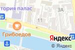Схема проезда до компании Центр дополнительного образования детей №5 в Астрахани