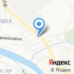 Магазин овощей на карте Астрахани