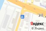 Схема проезда до компании Транс-Ойл в Астрахани