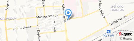 Галерея подарков на карте Астрахани