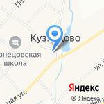 Церковь Иконы Божией Матери Владимирская на карте Йошкар-Олы