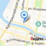 Центр дополнительного образования детей №5 на карте Астрахани