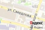 Схема проезда до компании Россельхозбанк в Астрахани